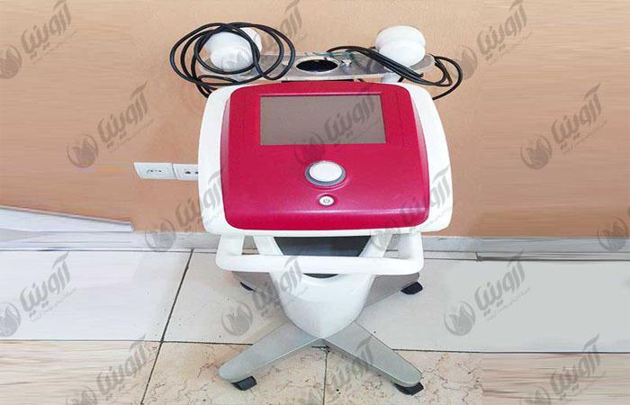 خرید دستگاه کویتیشن کره ای لیپولکس lipolex