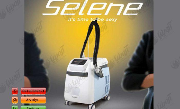 فروش دستگاه لیزر دایود برند کره ای سلن selene